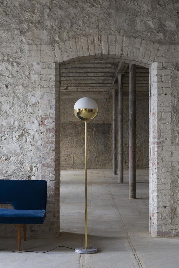 Floor lamp 01