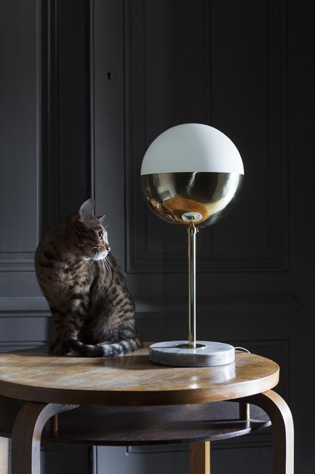 Lampe de table 01