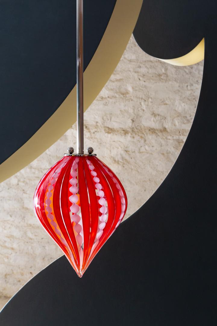 Pendant Balloon Spirale